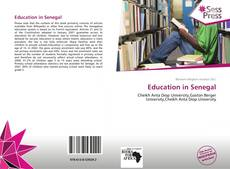 Bookcover of Education in Senegal
