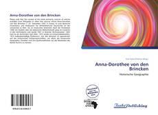 Buchcover von Anna-Dorothee von den Brincken