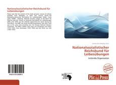 Обложка Nationalsozialistischer Reichsbund für Leibesübungen
