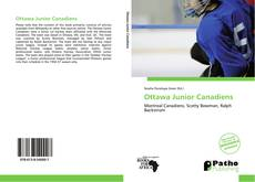 Couverture de Ottawa Junior Canadiens