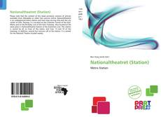 Portada del libro de Nationaltheatret (Station)