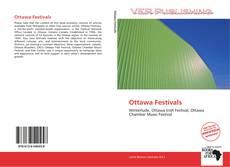 Capa do livro de Ottawa Festivals