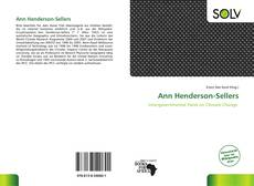 Bookcover of Ann Henderson-Sellers