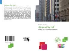 Borítókép a  Ottawa City Hall - hoz