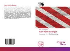 Ann-Katrin Berger的封面
