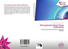 Bookcover of Pennsylvania State Chess Federation