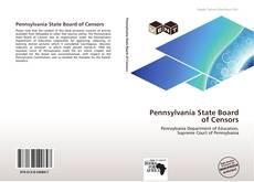 Pennsylvania State Board of Censors kitap kapağı