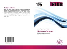 Capa do livro de Nations Cultures