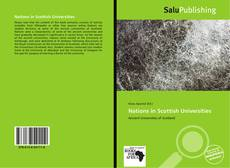 Copertina di Nations in Scottish Universities