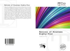 Nations of Nineteen Eighty-Four的封面