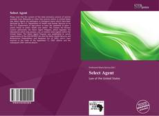 Bookcover of Select Agent