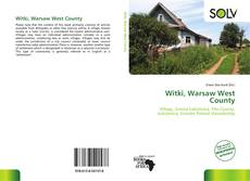 Capa do livro de Witki, Warsaw West County