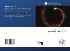 (10486) 1985 CS2 kitap kapağı
