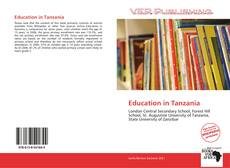 Bookcover of Education in Tanzania