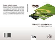 Bookcover of Ottawa Baseball Stadium