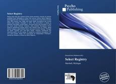 Select Registry kitap kapağı