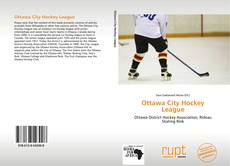 Portada del libro de Ottawa City Hockey League