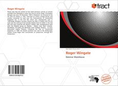 Bookcover of Roger Wingate