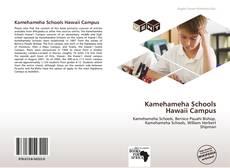 Portada del libro de Kamehameha Schools Hawaii Campus