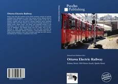 Bookcover of Ottawa Electric Railway