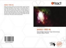 Buchcover von (6692) 1985 HL