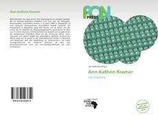 Ann-Kathrin Kramer kitap kapağı