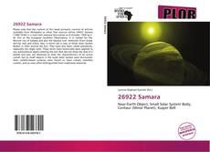 Copertina di 26922 Samara