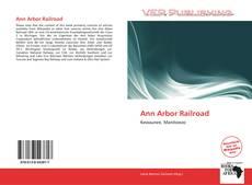Copertina di Ann Arbor Railroad