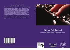 Bookcover of Ottawa Folk Festival