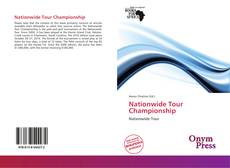 Portada del libro de Nationwide Tour Championship