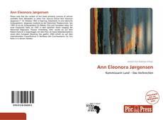 Обложка Ann Eleonora Jørgensen
