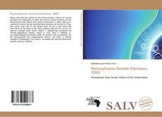 Обложка Pennsylvania Senate Elections, 2002
