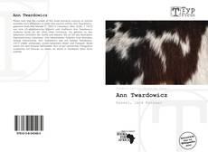 Ann Twardowicz kitap kapağı