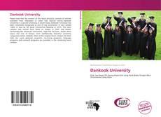 Copertina di Dankook University