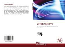 Bookcover of (20992) 1985 RV2