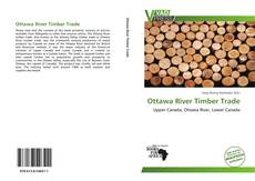 Portada del libro de Ottawa River Timber Trade