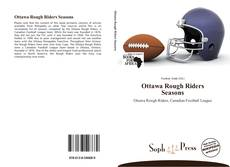 Bookcover of Ottawa Rough Riders Seasons