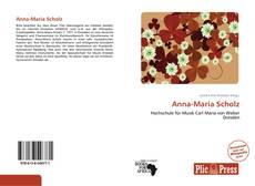 Copertina di Anna-Maria Scholz
