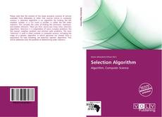 Bookcover of Selection Algorithm