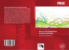 Bookcover of Anna Anatoljewna Kondraschowa