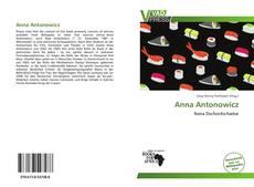 Buchcover von Anna Antonowicz