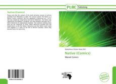 Portada del libro de Native (Comics)