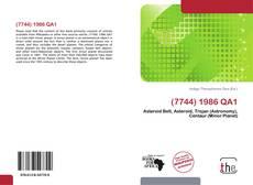 Buchcover von (7744) 1986 QA1