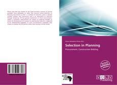 Borítókép a  Selection in Planning - hoz