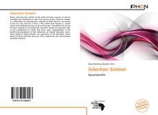 Copertina di Selection Sixteen