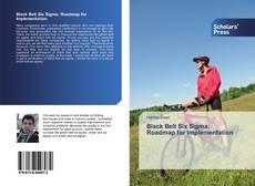 Bookcover of Black Belt Six Sigma: Roadmap for Implementation