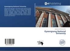 Portada del libro de Gyeongsang National University