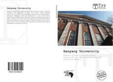 Portada del libro de Hanyang University