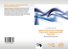 Bookcover of Native American Heritage Sites (U.S. National Park Service)