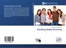 Portada del libro de Handong Global University
